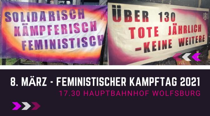 Feministischer Kampftag 2021