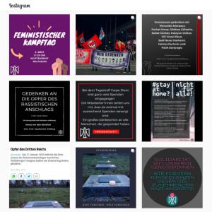 Falken Wolfsburg auf Instagram